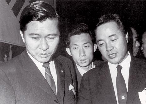 초선 당시 김영삼