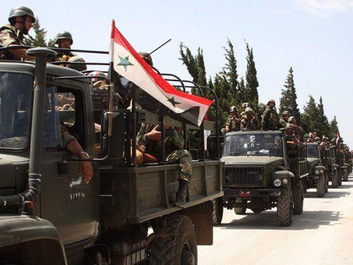 시리아 정부군