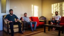 시리아 난민 간남 나스르 다르위시