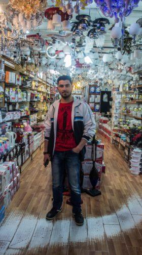 시리아 난민 압둘까들 나사니