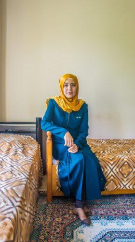 시리아 난민 수잔 아트라쉬